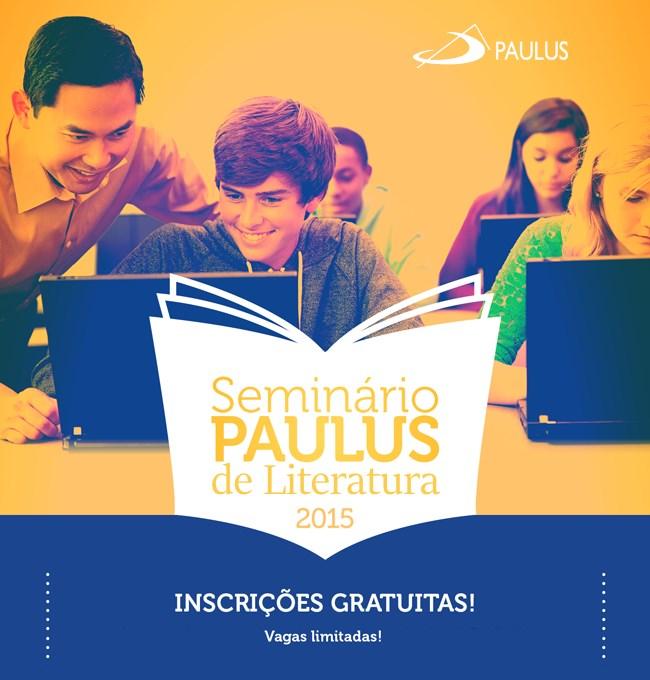 II Seminário Paulus de Literatura
