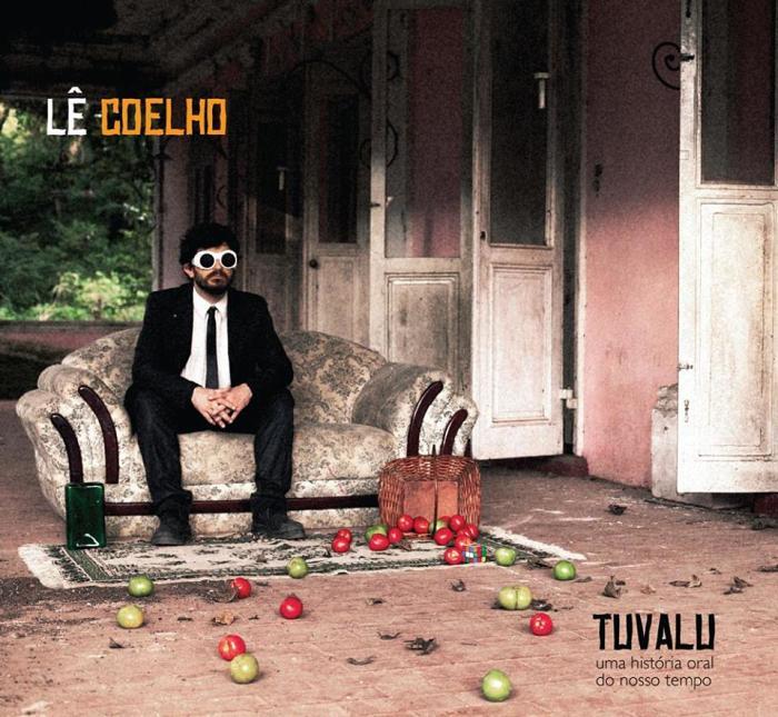 """Show gratuito """"Tuvalu – uma história oral do nosso tempo"""", com Lê Coelho"""