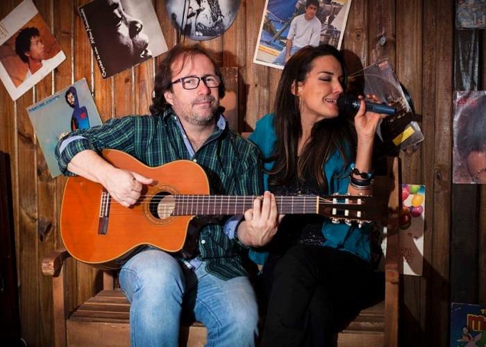 Fernanda Bossle e Jorge Lacerda fazem show gratuito de Música Popular Brasileira