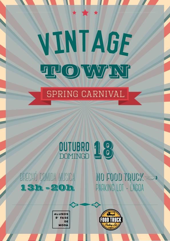 Vintage Town edição Spring Carnival