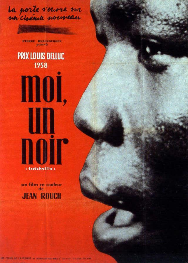 """Cineclube Badesc exibe """"Moi, un noir"""" (França, 1959) de Jean Rouch"""