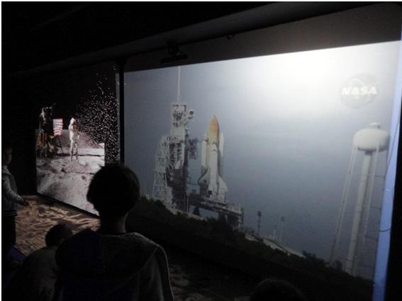 """Sesc Ciência promove uma """"Viagem à Lua"""""""