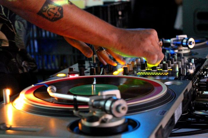 2º Discotecando no MIS/SC com DJ Marcelo Pimenta