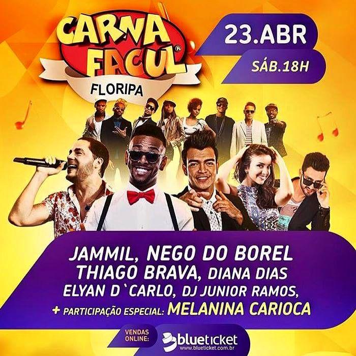 Carnafacul Floripa 2016