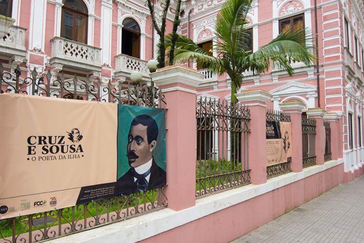 """Exposição """"Cruz e Sousa: O Poeta da Ilha"""""""