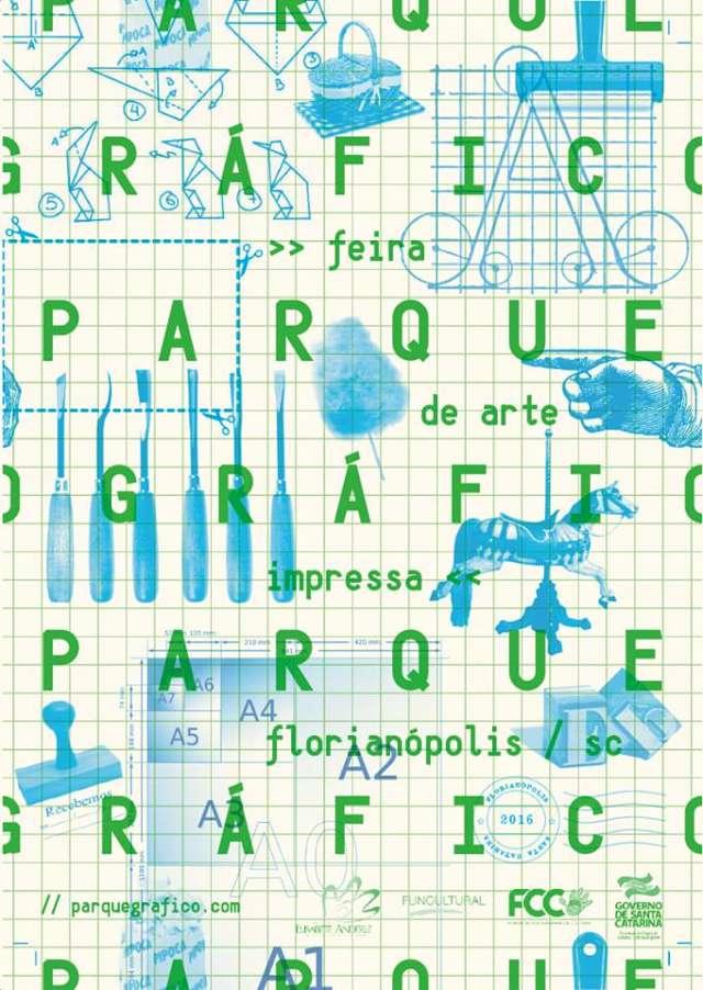Parque Gráfico – Feira de Arte Impressa 2016