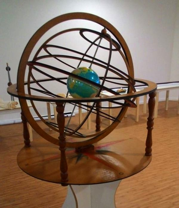 Projeto expõe 20 instrumentos históricos da Astronomia e da Física