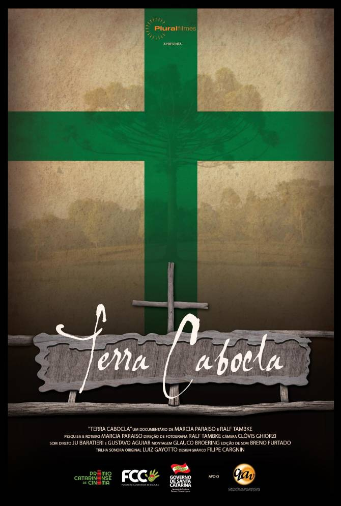 """Exibição e debate do documentário """"Terra cabocla"""""""