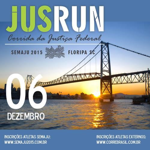 JusRun 2015 - Corrida da Justiça Federal