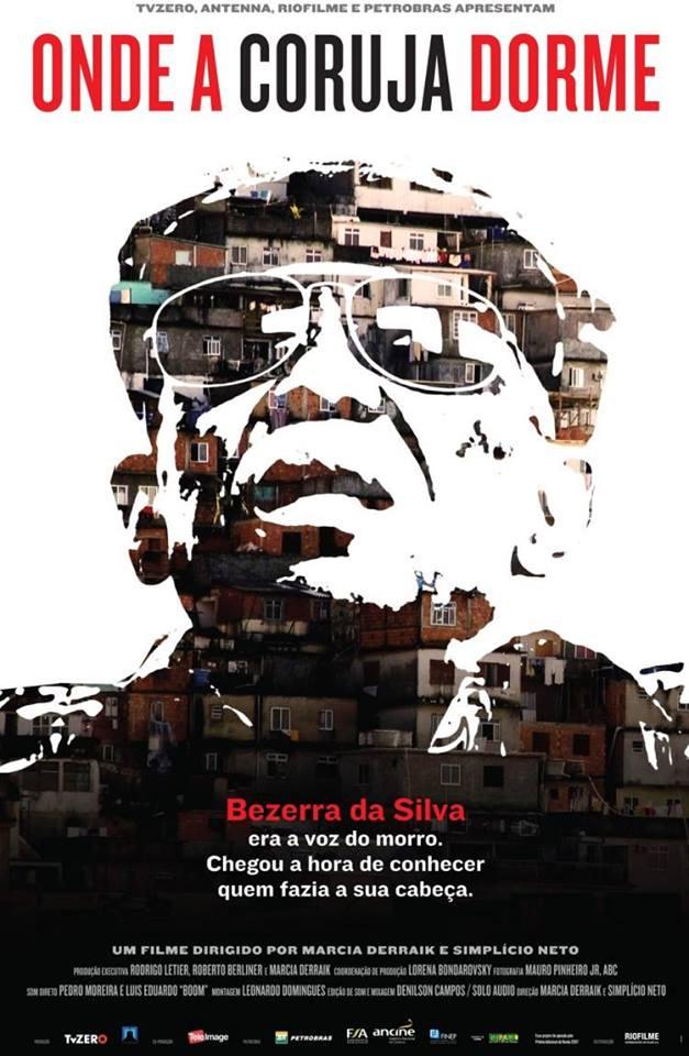 "Cine Paredão apresenta ""Onde a Coruja Dorme"""