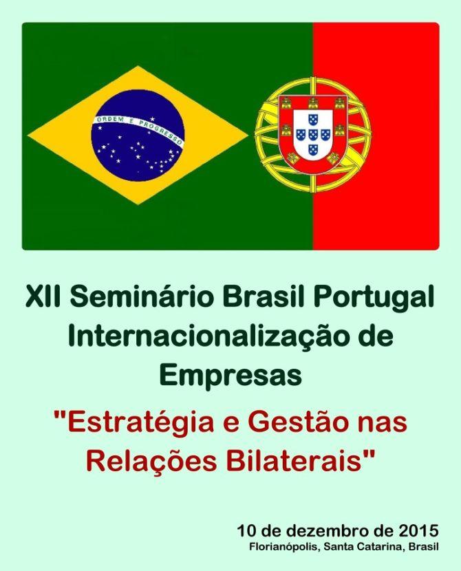 Seminário Brasil Portugal Internacionalização de Empresas