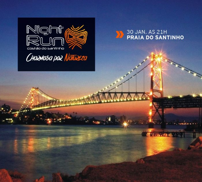 Night Run Costão do Santinho 2016