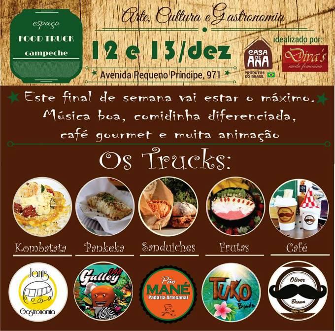 Espaço Food Truck Campeche - 7ª Edição