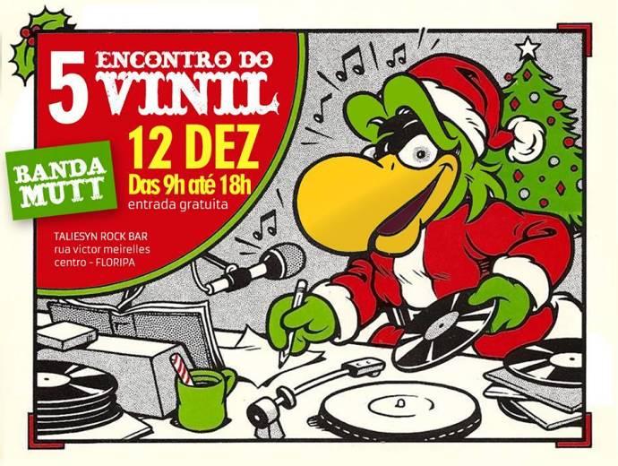 5° Encontro do Vinil de Florianópolis