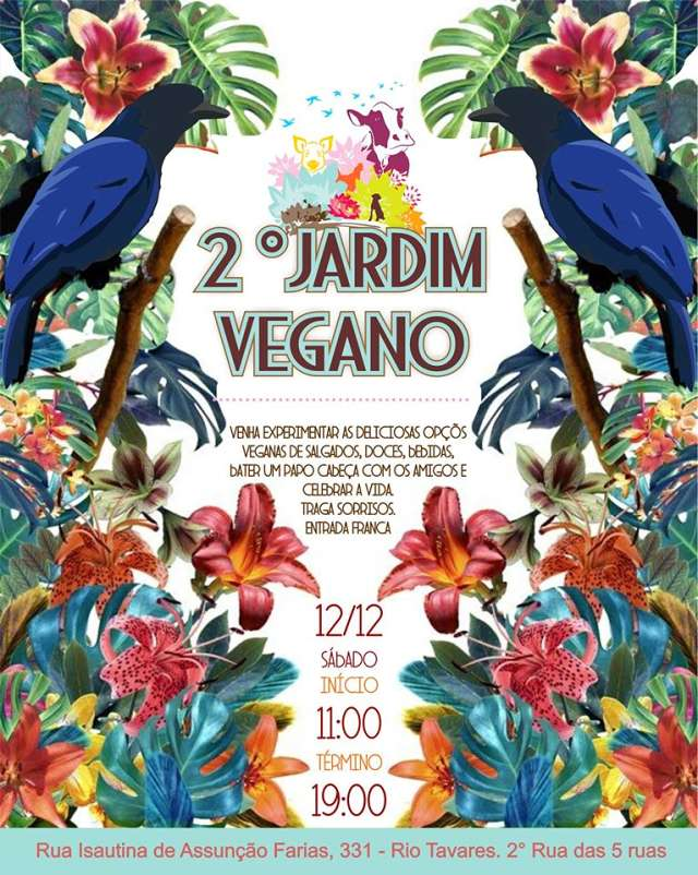 2° Jardim Vegano