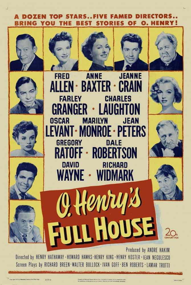 """Cineclube Badesc exibe """"Páginas da Vida"""" (Full House. EUA. 1952)"""