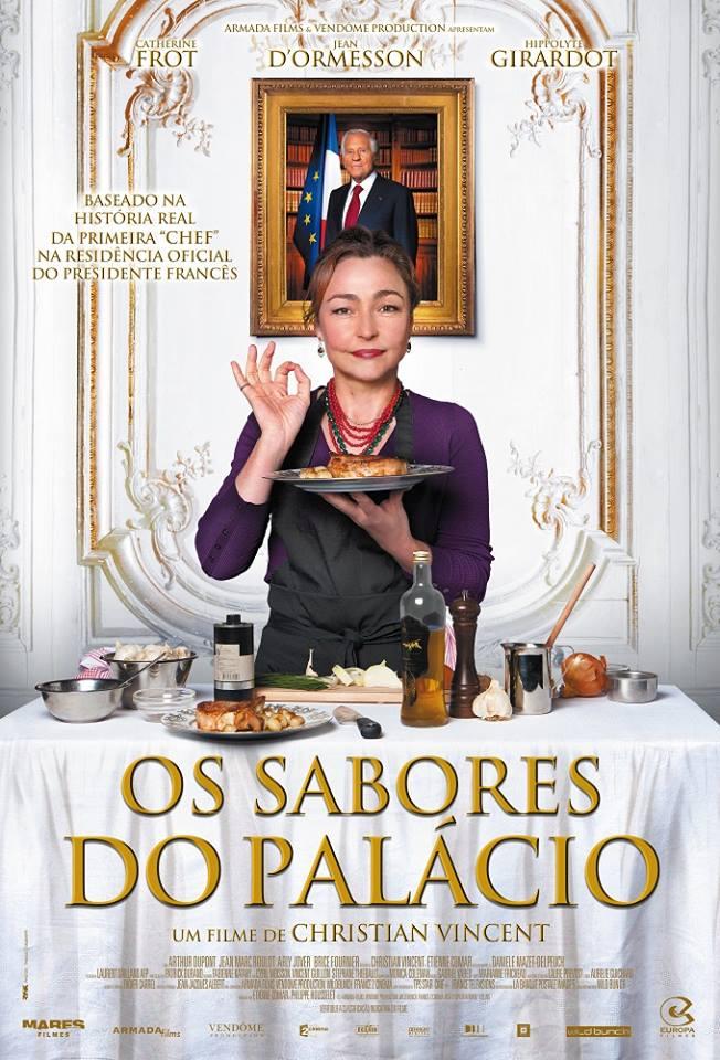 """Cineclube Badesc exibe """"Os sabores do palácio"""" de Christian Vincent"""