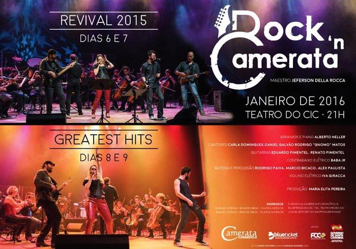 Rock'n Camerata - Especial Verão 2016