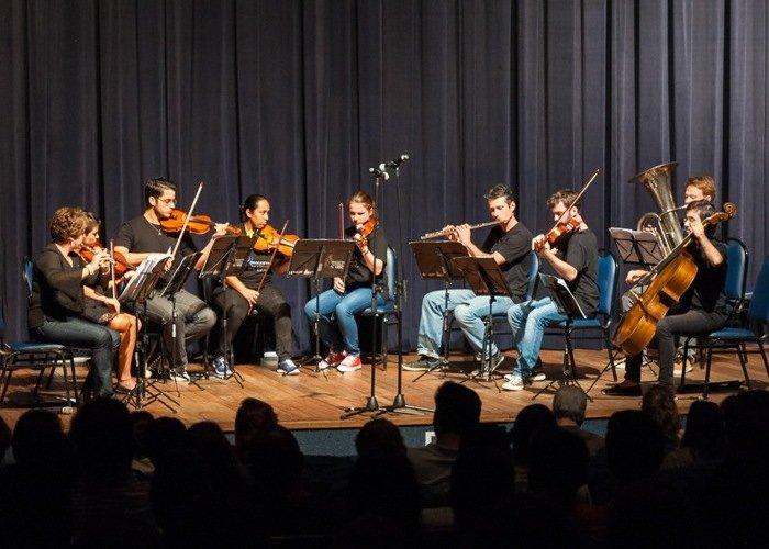 Concerto de encerramento do ano da Orquestra de Câmara da UFSC