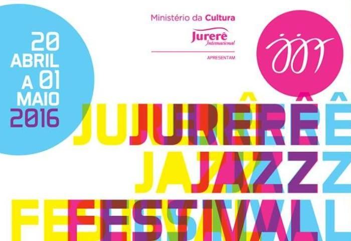Jurerê Jazz Festival 2016 terá 22 shows em 12 dias