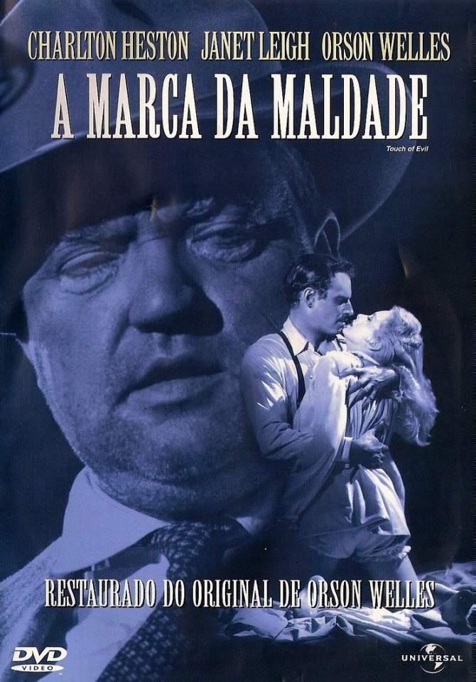 "Mostra Orson Welles exibe ""A marca da maldade"" (Touch of evil. 1958)"