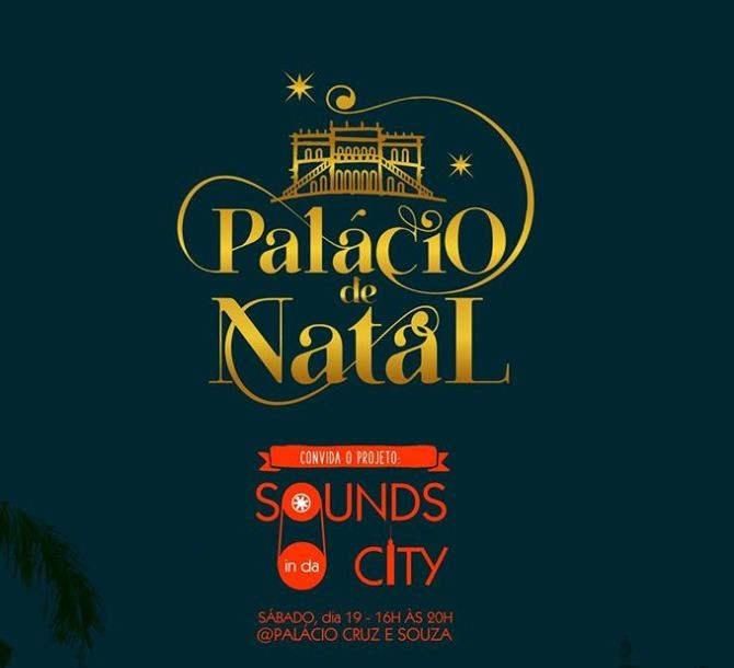 Sounds in da City no Palácio de Natal