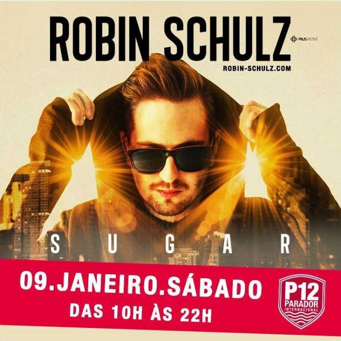 Show de Robin Schulz