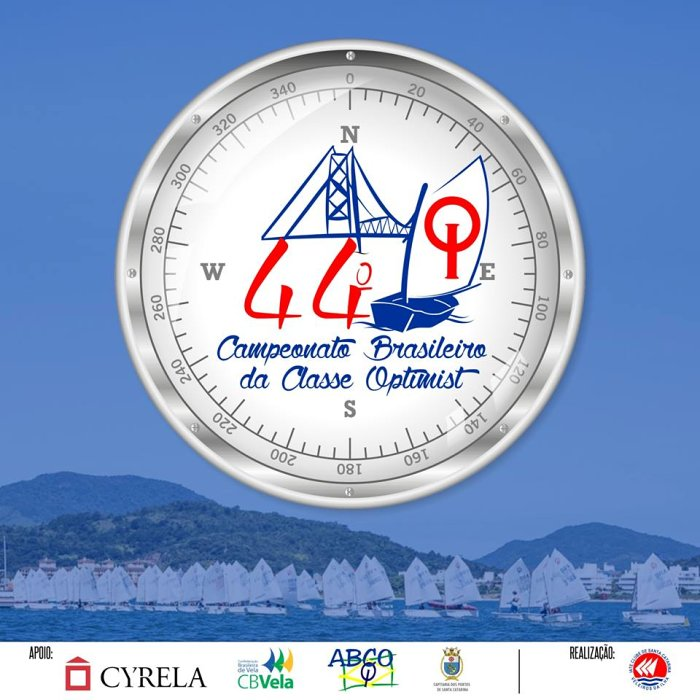 44º Campeonato Brasileiro de Optimist
