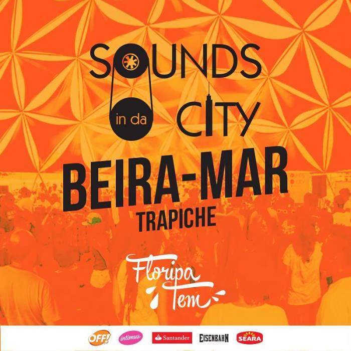 Sounds in da City edição Floripa Tem no Trapiche da Beira Mar