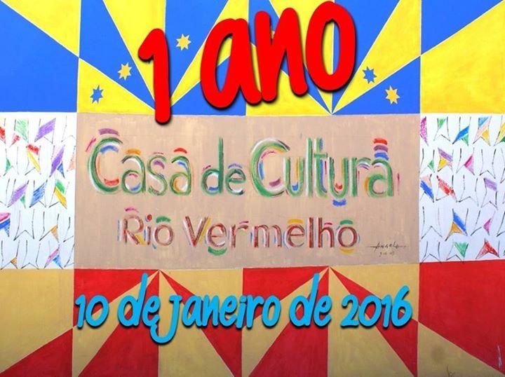 Feira de Arte, Cultura e Cidadania comemora 1 ano da Casa de Cultura Rio Vermelho