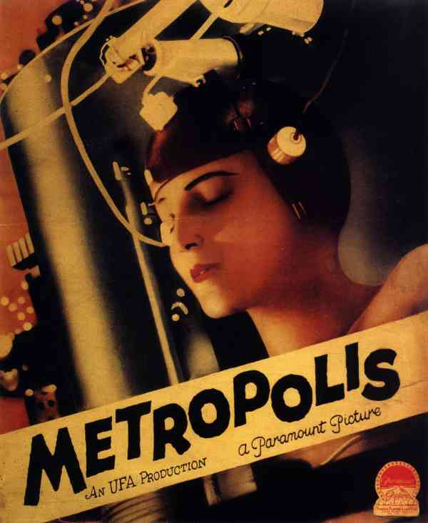 Metrópolis, de Fritz Lang abre Ciclo Futuros Incertos no Cineclube Pitangueira