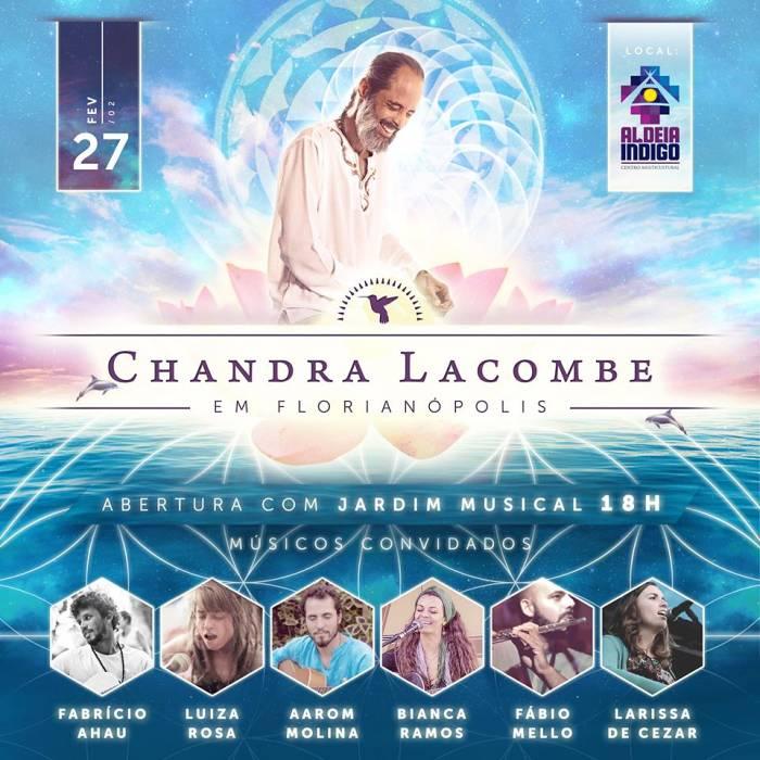 Show do Chandra Lacombe