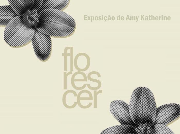 """Exposição de colagens """"Florescer"""" de Amy Katherine"""