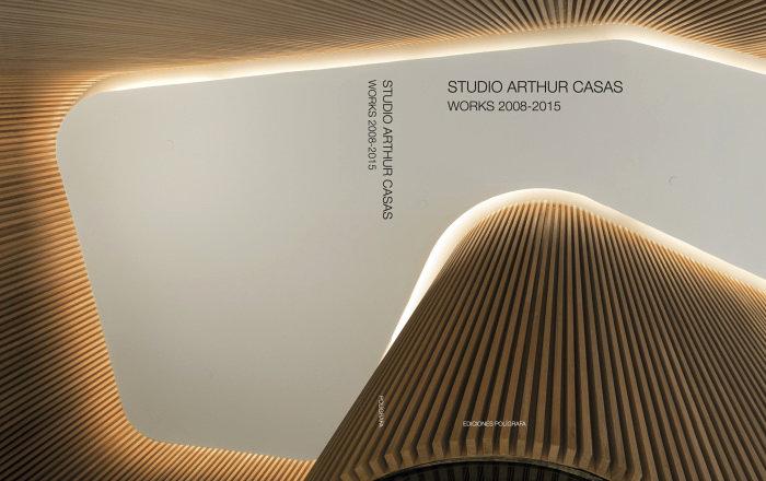 """Lançamento do livro """"Studio Arthur Casas, Works 2008-2015"""""""