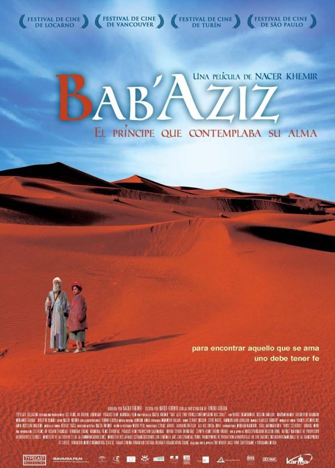 """Cineclube Badesc exibe """"Bab'Aziz: o príncipe que contemplava sua alma"""" de Nacer Khemir"""