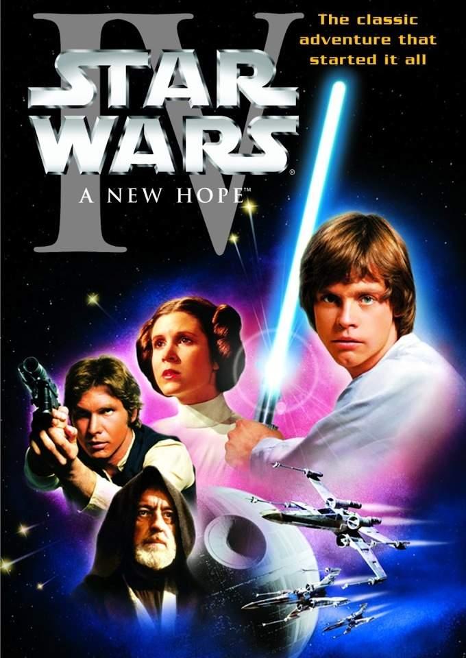 """Mostra Ficção Científica exibe """"Guerra nas Estrelas"""" (Star Wars) de George Lucas"""
