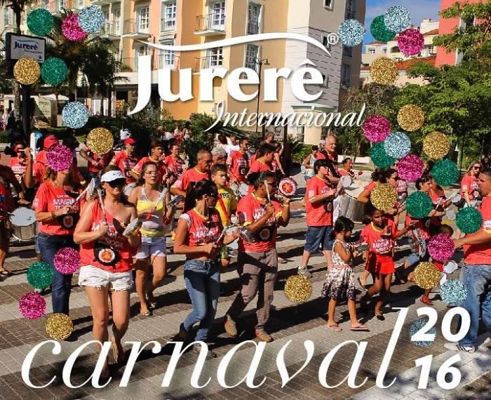 Carnaval em Jurerê terá desfile na rua, baile infantil, dança, feijoada e música ao vivo
