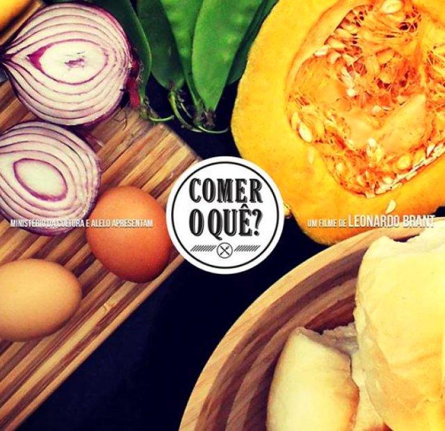 """Cineclube Badesc exibe """"Comer o quê?"""" de Leonardo Brant (Brasil, 2015)"""