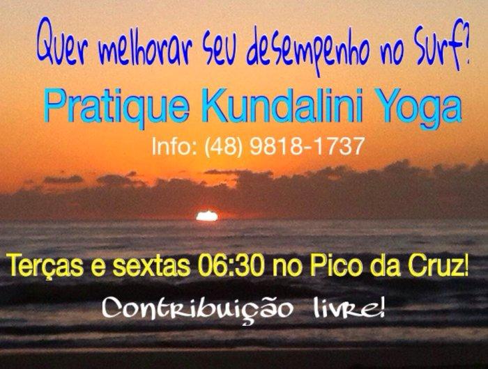 Aulas de Kundalini Yoga de Contribuição Livre