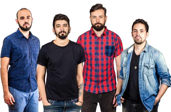 Show da banda Quarto Fechado no TAC 7:30