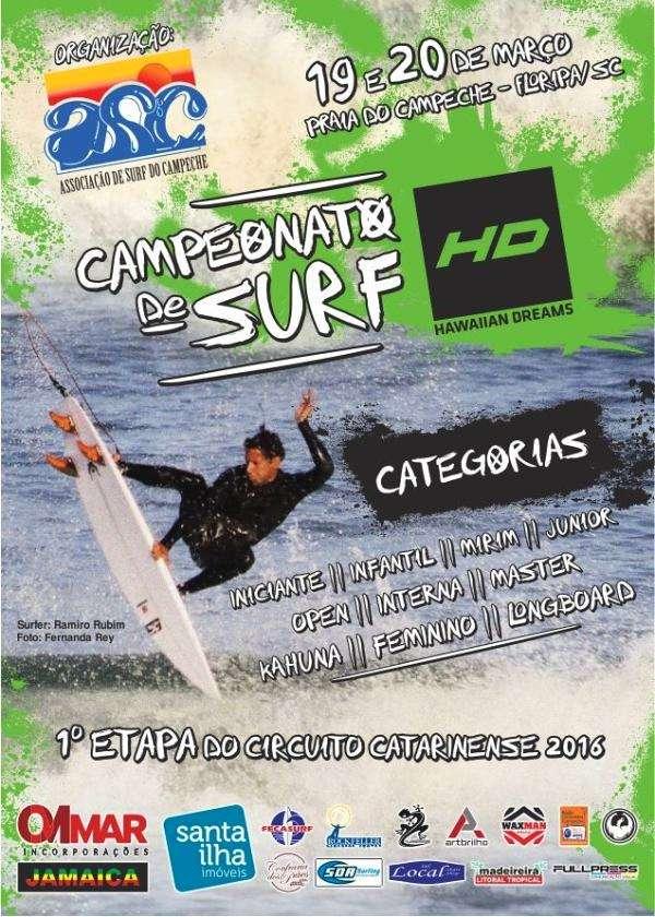 Campeonato de Surf HD Campeche