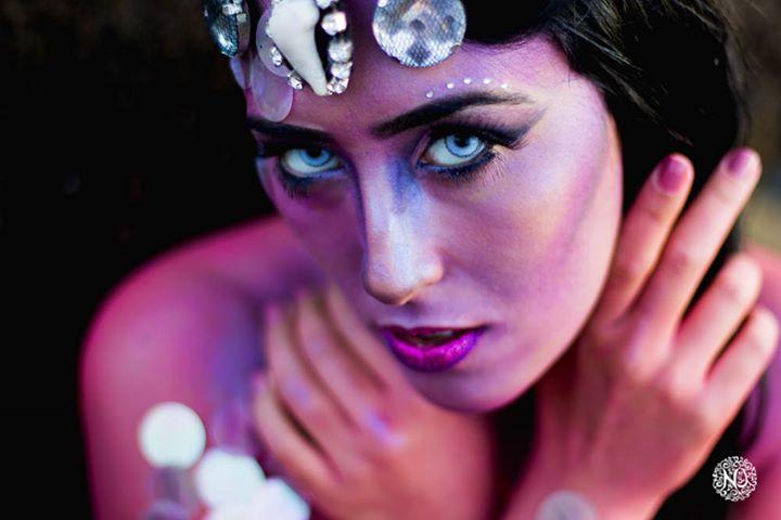 """Exposição de fotos de maquiagens artísticas """"Universo encantado"""""""