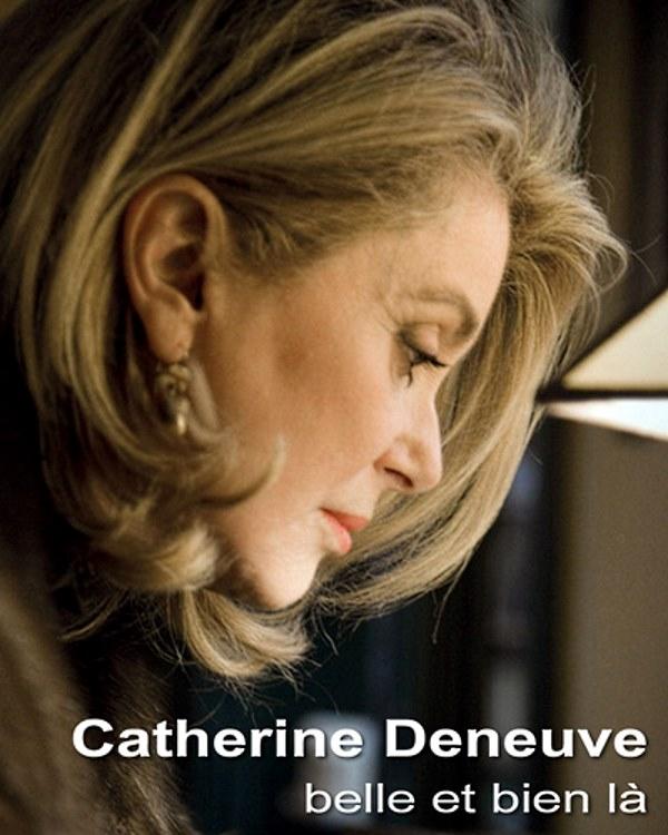 """Ciclo Catherine Deneuve exibe """"Catherine Deneuve: Bela e Bem Aqui"""" (2009) de Anne Andreu"""