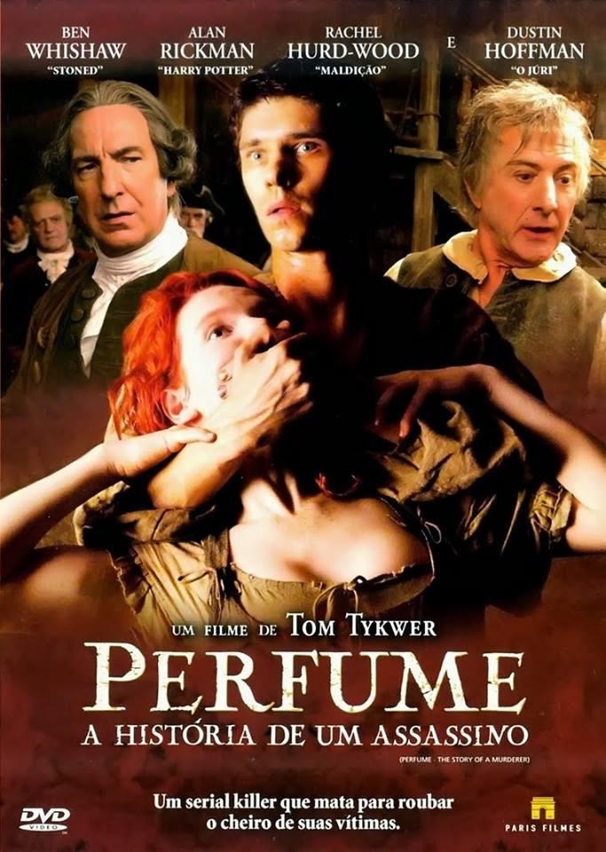 """Cineclube Badesc exibe """"Perfume: A História de um Assassino"""" (2006) de Tom Tykwer"""