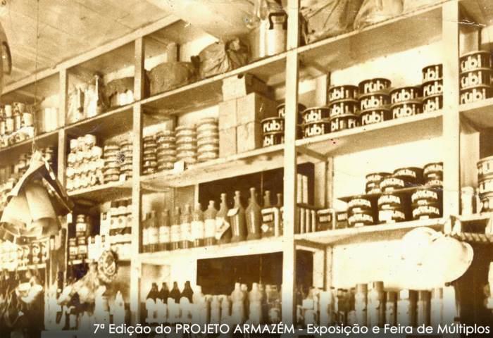 7ª Edição do Projeto Armazém - Exposição e Feira de Múltiplos