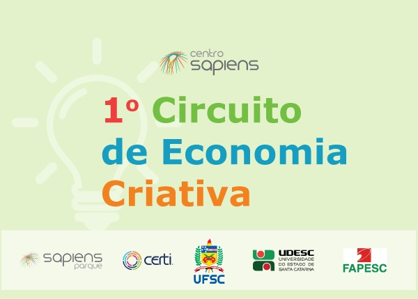 1º Circuito de Economia Criativa