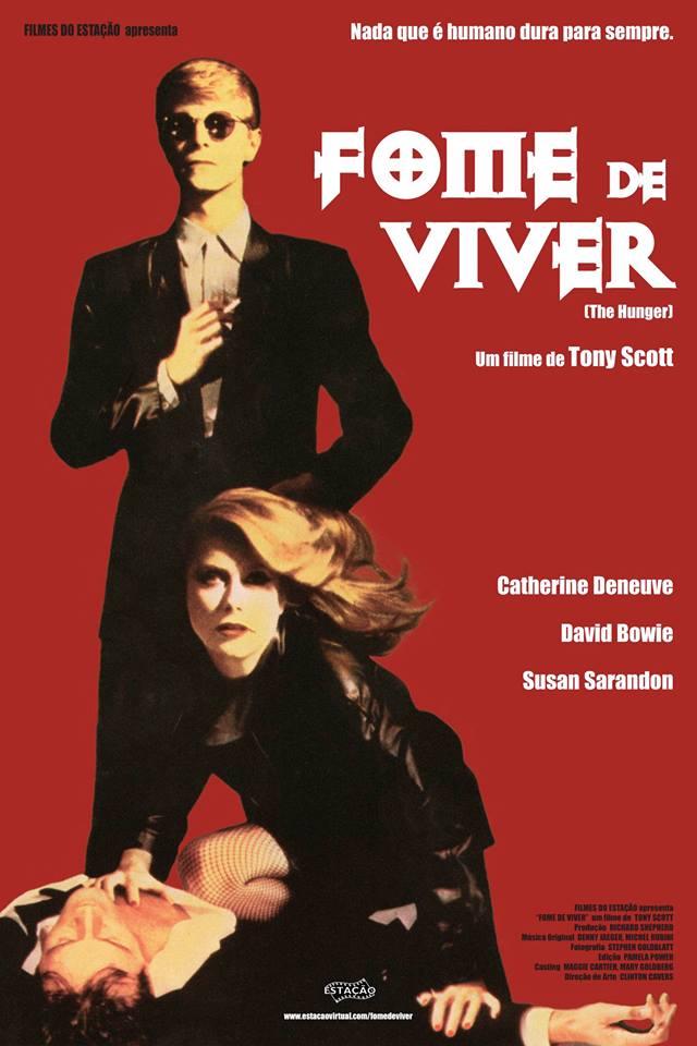 """Mostra """"David Bowie no Cinema"""" exibe """"Fome de Viver"""" (1983)"""