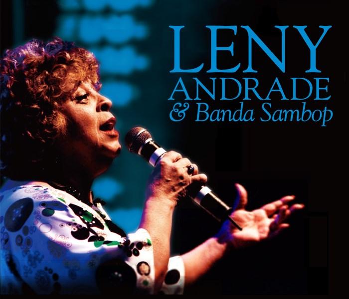Jurerê Jazz Festival apresenta show de Leny Andrade e Banda Sambop