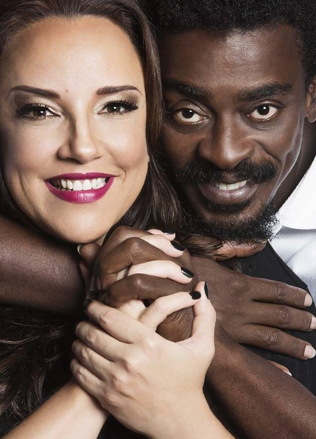 Ana & Jorge fazem show em Florianópolis