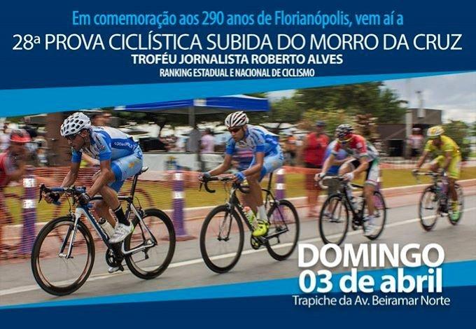 Prova Ciclística Subida do Morro da Cruz 2016